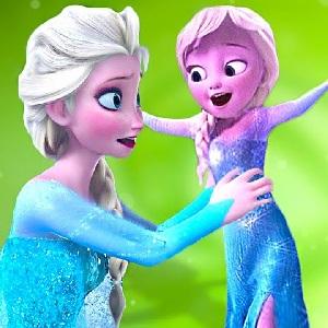 Anna Und Elsa Baby Spiele