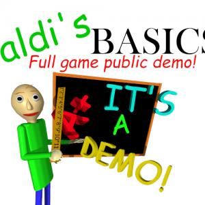 Baldi's Basics in Education and Learning