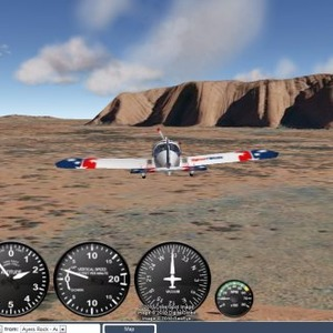 Flight Simulator Online - Abcya games