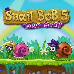 Snail Bob on the App Store