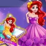 Ariel Fashionista In The Spotlight
