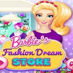 Barbie's Fashion Boutique – Show your fashion designs!