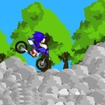 Cross Sonic Race - Conquer all toughest racing tracks ever