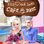 Elsa And Jack's Love Cafe Date