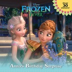 Elsa Birthday Surprise