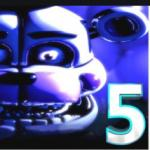 Five Nights at Freddy's 1 2 3 4 5