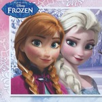 Frozen Jigsaw Puzzle – The kingdom of beautiful princesses