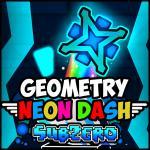 Geometry Dash Neon Subzero