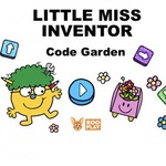 Little Miss Inventor: Code Garden