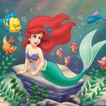 Mermaid Jigsaw - Challenge your intelligence