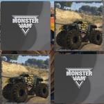 Monster Jam Memory