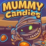 Mummy Candies - Find treasures with your intelligence