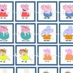 Peppa Pig Memory Match