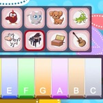 Piano For Kids Animal Sounds