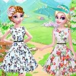 Princess Spring Tour Fashion