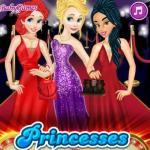 Princesses Red Carpet Show