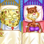 Spongebob And Sandy First Aid