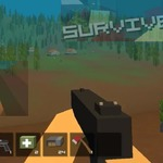 Survived IO - A cool first-person multiplayer IO game