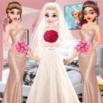 The Day Before Elsa Wedding