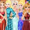 Disney Princess Christmas Ball